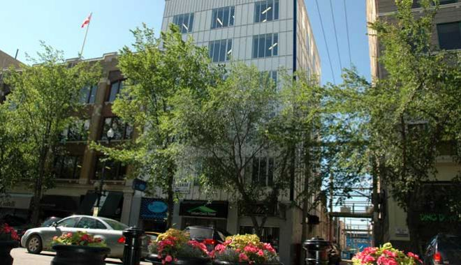 Our 5-storey Saskatoon office tower is located in the heart of the city's vibrant business community.